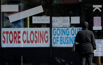 860.000 người Mỹ nộp hồ sơ xin trợ cấp thất nghiệp chỉ trong một tuần
