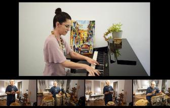 Thông điệp hy vọng bằng âm nhạc giữa đại dịch