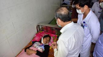 Thừa Thiên - Huế: 23 người bị thương, 1 người chết, hơn 1600 ngôi nhà tốc mái do bão số 5