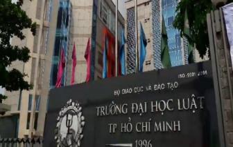 Trường Đại học Luật TP.HCM: Điểm sàn cao nhất lên đến 25 điểm