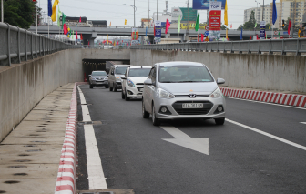 Khánh thành công trình nút giao thông An Sương