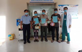 Quảng Nam chỉ còn 7 bệnh nhân mắc COVID-19