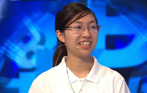 Nữ sinh Ninh Bình trở thành nhà vô địch Olympia 2020