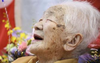 Bí quyết sống thọ của cụ bà lớn tuổi nhất thế giới
