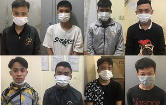 Hơn 800 đối tượng bị bắt trong 2 tháng ra quân trấn áp tội phạm