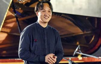 Nghệ sĩ piano Nguyễn Đức Anh và câu chuyện từ trời Tây trở về