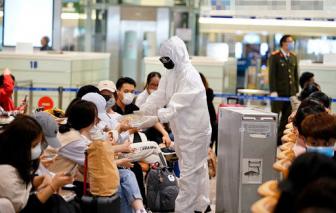 Người nhập cảnh vào Việt Nam có thể rút ngắn thời gian cách ly tập trung xuống 6 ngày