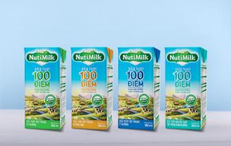 Sữa tươi chuẩn ngoại nhập - dấu ấn mới của NutiFood