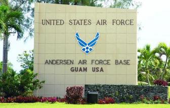 """Trung Quốc """"tấn công mô phỏng"""" căn cứ Mỹ ở đảo Guam"""