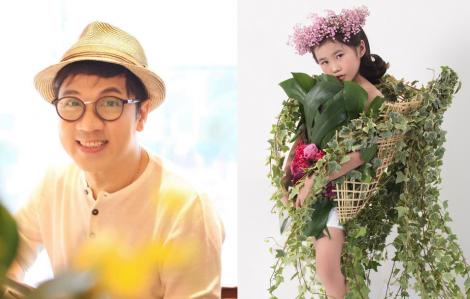 NSƯT Thành Lộc diễn thời trang cùng mẫu nhí nhân mùa Trung thu