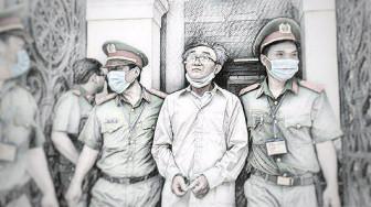 Chủ mưu ném bom vào trụ sở công an tại TPHCM lãnh 24 năm tù