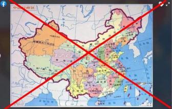 Xử phạt một công dân Trung Quốc đăng tải bản đồ Việt Nam thể hiện sai chủ quyền