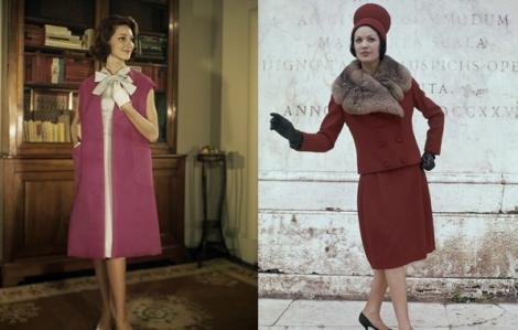 Dòng chảy thời trang trong suốt 70 năm qua