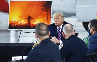 Biến đổi khí hậu bất ngờ thành chủ đề nóng trong cuộc đua Tổng thống Mỹ