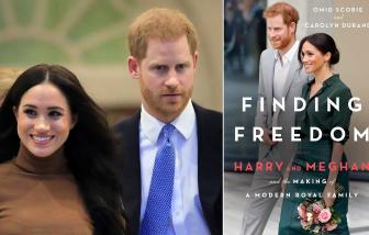 Cuốn sách viết về Meghan và Harry hoàn toàn sai sự thật
