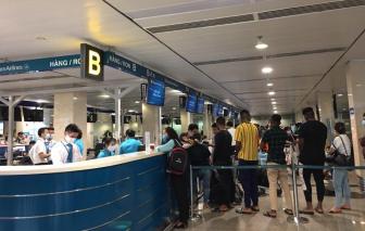 Các hãng bay trong nước lãnh gần 900 khiếu nại do hoãn, hủy chuyến trong mùa COVID-19