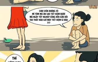 Giễu nhại sinh viên mua nhà ở tuổi 23 hay thói đố kỵ, cào bằng của người Việt