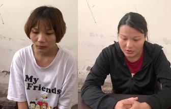 Khởi tố 2 chị em trong đường dây đưa phụ nữ sang Trung Quốc mang thai hộ