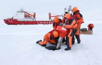 """Mỹ quan ngại về """"con đường tơ lụa"""" xuyên Bắc Cực của Trung Quốc"""