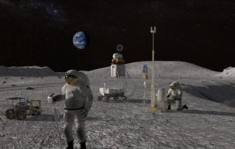 NASA lên kế hoạch đưa người phụ nữ đầu tiên lên mặt trăng