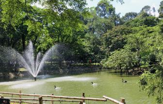 """Rong chơi Sài Gòn: """"Đây công viên chốn hẹn hò…"""""""