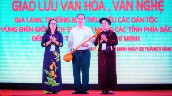TPHCM giao lưu văn hóa với các dân tộc 10 tỉnh biên giới phía Bắc