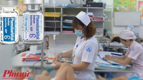 """Các bệnh viện """"nóng"""" vì nguy cơ hết thuốc trị co giật cho trẻ em"""