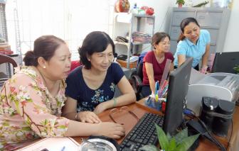 Thi đua chào mừng Đại hội Đảng các cấp: Phụ nữ Thành phố Hồ Chí Minh về đích