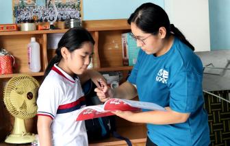 30 năm chương trình học bổng Nguyễn Thị Minh Khai: Giữa cánh đồng yêu thương