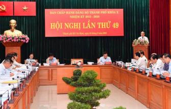 5 năm, TPHCM kỷ luật 2.849 Đảng viên
