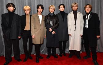 BTS truyền tải thông điệp hy vọng tại Liên Hợp Quốc