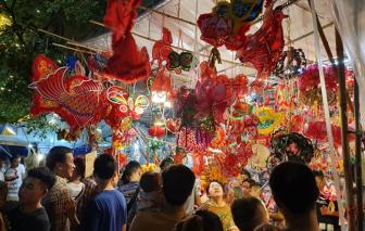 Hà Nội cấm 5 tuyến đường phục vụ Tết Trung thu