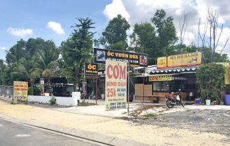 """""""Khoảng trống pháp lý"""" ở những khu dân cư mới tại TPHCM"""