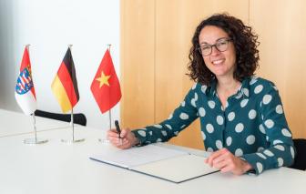 Ký hiệp định ba bên phát triển Trường đại học Việt Đức
