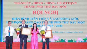 NutiFood vinh dự đón nhận Huân chương Lao động hạng ba