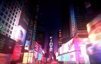 Quảng trường Thời đại sẽ không có đám đông đón mừng năm mới 2021