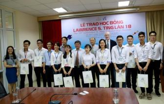 Tổ chức trực tuyến lễ trao học bổng Lawrence S. Ting lần thứ 18 - 2020