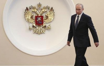 Tổng thống Nga Putin đối đầu với ông Donald Trump tại Giải Nobel Hòa Bình 2021