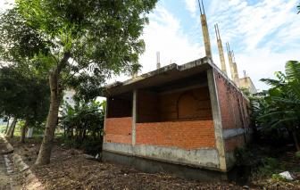 Công an đang theo dõi nhiều môi giới bất động sản bảo kê xây nhà trái phép