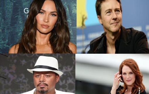 Loạt sao Hollywood: Edward Norton, Terrence Howard, Julianne Moore, Megan Fox... từng bị loại khỏi đoàn phim