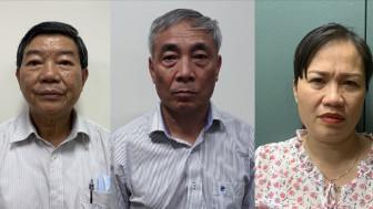 Bắt tạm giam nguyên Giám đốc và Phó giám đốc Bệnh viện Bạch Mai