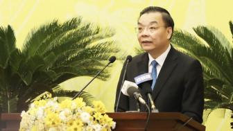 Ông Chu Ngọc Anh làm Chủ tịch TP. Hà Nội