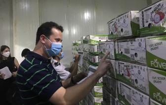 """Chuyên gia Mỹ: """"Khó mua trái cây Việt ở siêu thị Mỹ vì tiếp thị kém"""""""