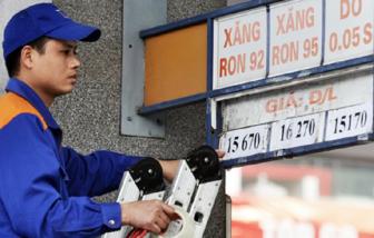 Giá xăng có thể tiếp tục giảm vào ngày 26/9
