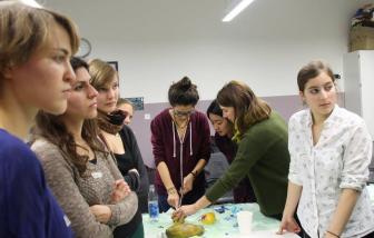 Nữ sinh viên y khoa Đức muốn học thêm về... phá thai
