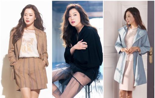 Bí quyết của sao:  Cách Kim Hee Sun có dáng chuẩn mà không cần tập thể dục