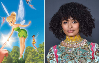 """Disney có thêm """"công chúa da màu"""""""