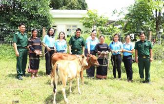 Tân Bình: Trao mái ấm cho phụ nữ nghèo tỉnh Gia Lai
