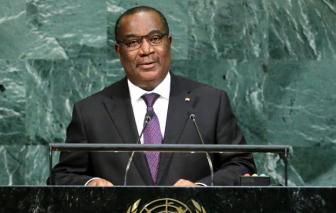 Thủ tướng nước Cộng hòa Togo từ chức
