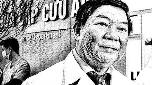 Kính gửi ông thầy thuốc ở Bạch Mai